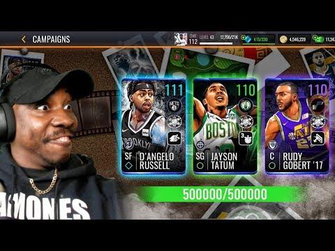 COMPLETING FINAL SEASON 3 CAMPAIGN! (Highlight Reel) NBA Live Mobile 19 Season 3 Ep. 156