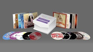 [Unboxing] Britney Spears - 20th Anniversary Ultimate Collection Boxset (Limited Deluxe Edition