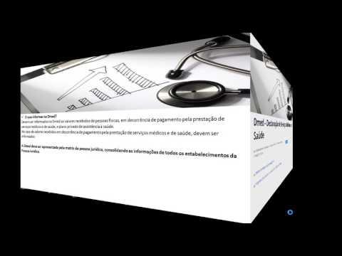 Dmed Declaração de Serv Médicos e de Saúde, IN 985 informações médicos e laboratóriais