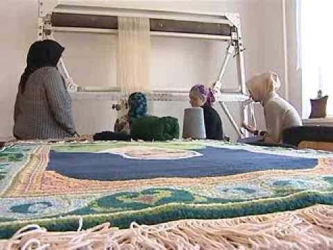 Хранители национальных традиций. Чеченские ворсовые ковры