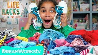 Perfect Hacks for Old Clothes | LIFE HACKS FOR KIDS