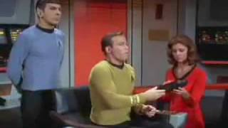 Captain Kirk Farts - Star Trek