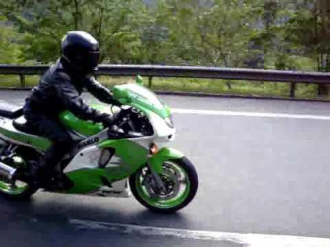 Kawasaki Zx6 R 1996