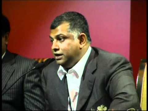 Nazir Razak, CIMB Group & Tony Fernandes, AirAsia Impact of Global Financial Crisis on ASEAN
