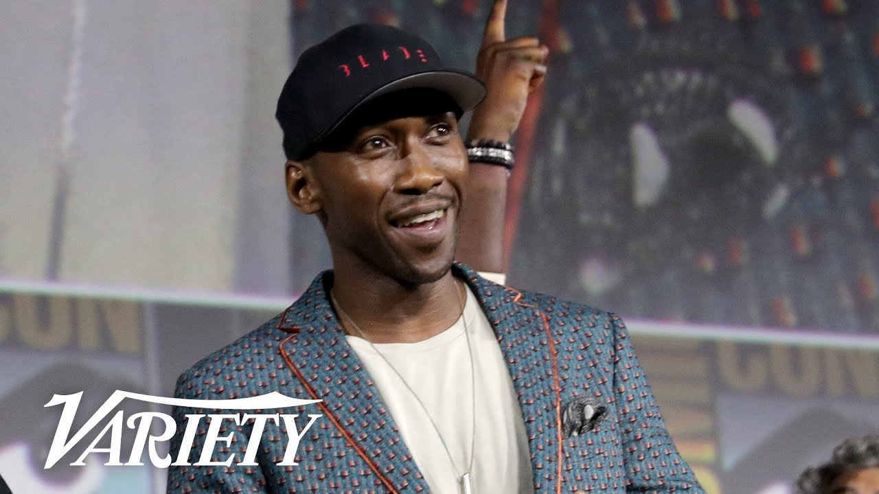 Marvel Announces Mahershala Ali As 'Blade' In MCU Phase 5