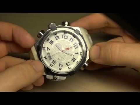 Offshore Limited Force 4 Wrist Watch Review