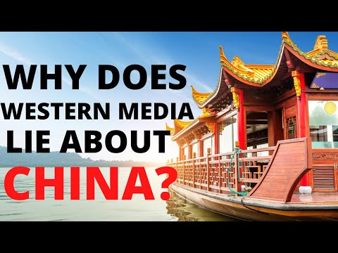The Real Reason Western Media Lies about China
