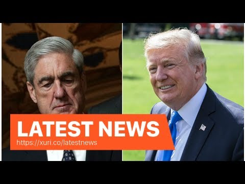 Latest News - Absolutely shocking classified memos could end probe Mueller on Trump, Government sou