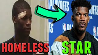 Jimmy Butler's Rise From being Homeless to a BONAFIDE NBA SUPERSTAR