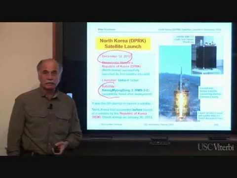 North Korea satellite launch in 2012