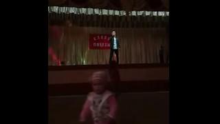 с.Дмитровка  Классный борец, да ещё и очень классно поёт