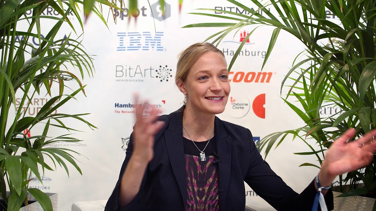 Julie Maupin | IOTA: The Backbone of the Internet-of-Everything | #bc19 5
