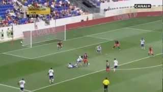 Trophée des Champions 2012 : Montpellier - Lyon : 2-2 (tab Lyon)