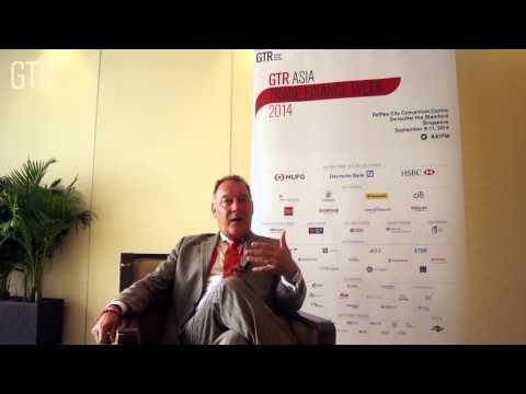 GTR Asia Trade Finance Week 2014