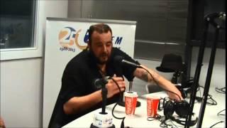 Entrevista KUTXI ROMERO 14 mayo 2015