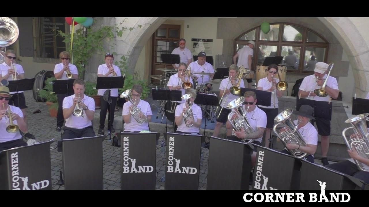 Corner Band Oftringen - Born free