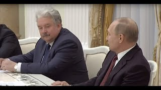 Бабурин: Владимир Владимирович, позвольте красиво лизнуть