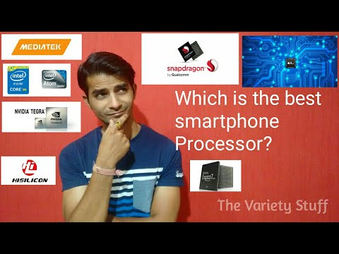 Top 7 Smartphone Processors List. Find Out The Number 1processor.