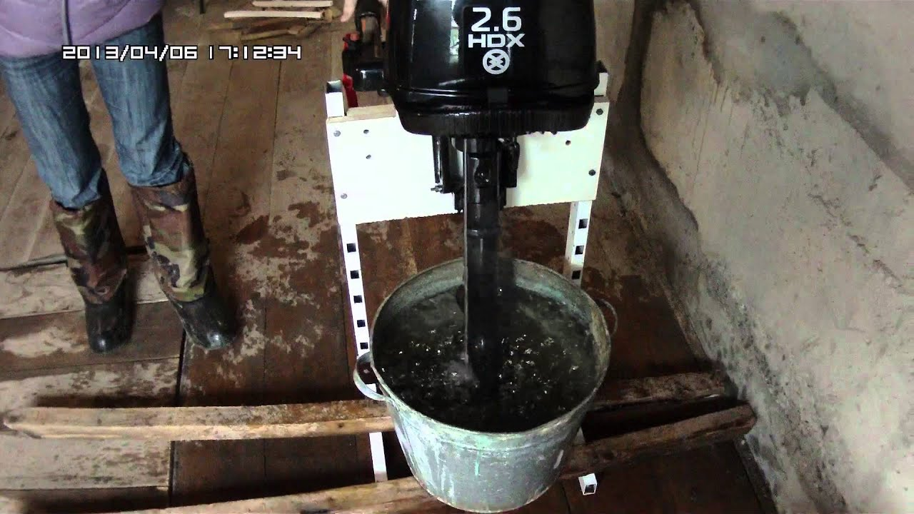 обкатка лодочного мотора после капремонта