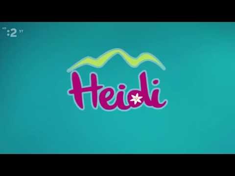 Heidi Lied von Gitti und Erika