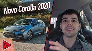 Toyota Corolla 2020 (Nova Geração Revelada) | Top Speed