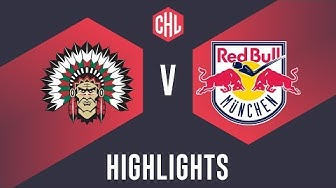 Highlights: Frölunda Indians vs. Red Bull Munich | CHL Final