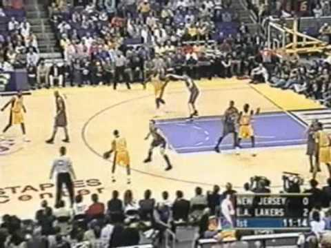 2002 NBA Finals: Nets at Lakers, Gm 2 part 1/12