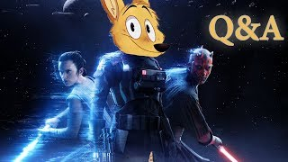 Bazza Gazza Revealed (Q&A) - Star Wars Battlefront 2 Gameplay