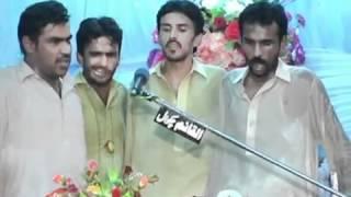 "Zakir QAZI WASEEM ABBAS ( New Qasida) JASHAN 15 SHABAN  ""Aztaan Paingay dian"""