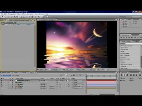 Waves Tutorial - After Effects CS3