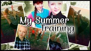 My summer training| Моя летняя тренировка