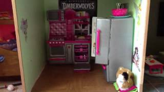 Updated Awesome American Girl Dollhouse Kits Treeehouse