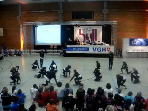 We.No norddeutsche meisterschaft hip hop 2010 in osnabrück