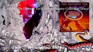 Soon (2003 Long Edit) - Yes (1974) HD FLAC Audio Remaster & HD Video