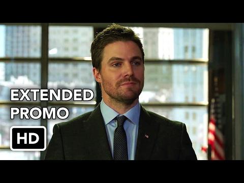 Arrow 5x13 Extended Promo