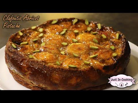 recette-de-clafoutis-abricot-pistache-et-vanille