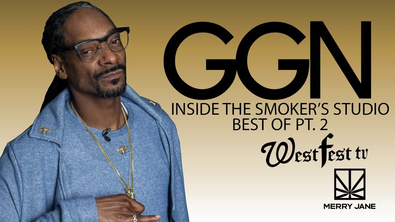 Spark Up With Snoop Dogg & His Famous Pals in the Best of Smokers Studio, Vol. 2 | GGN NEWS