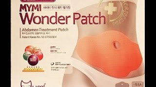 MYMI Wonder Slimming Patch UK Review Day 2