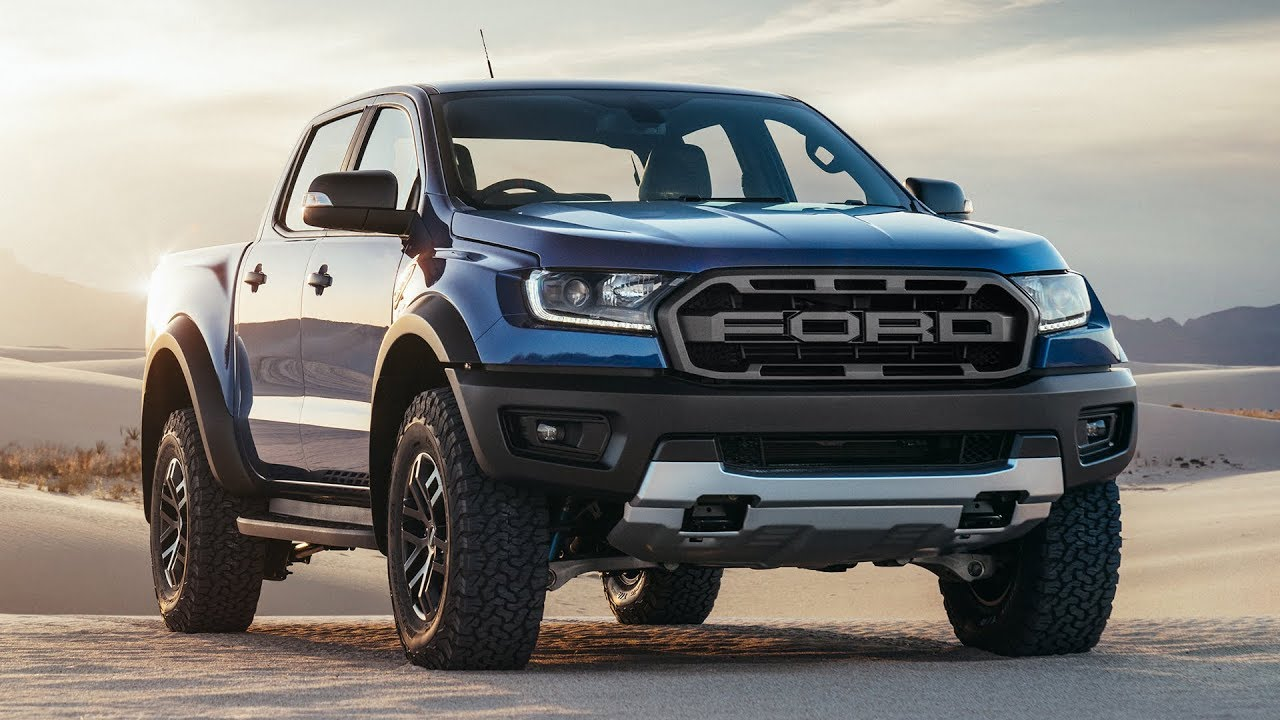 2019 Ford Ranger Raptor Official Exterior Interior Footage