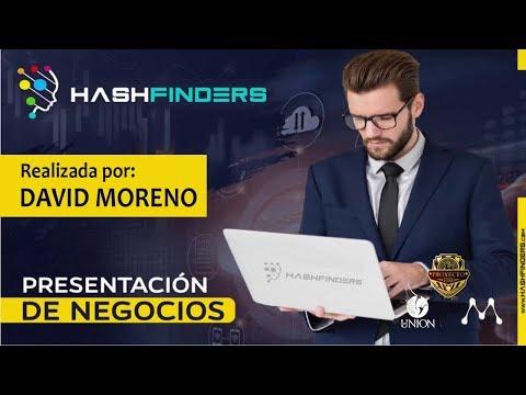 TT1MM | Presentacion Completa De Hashfinders - Por David Moreno