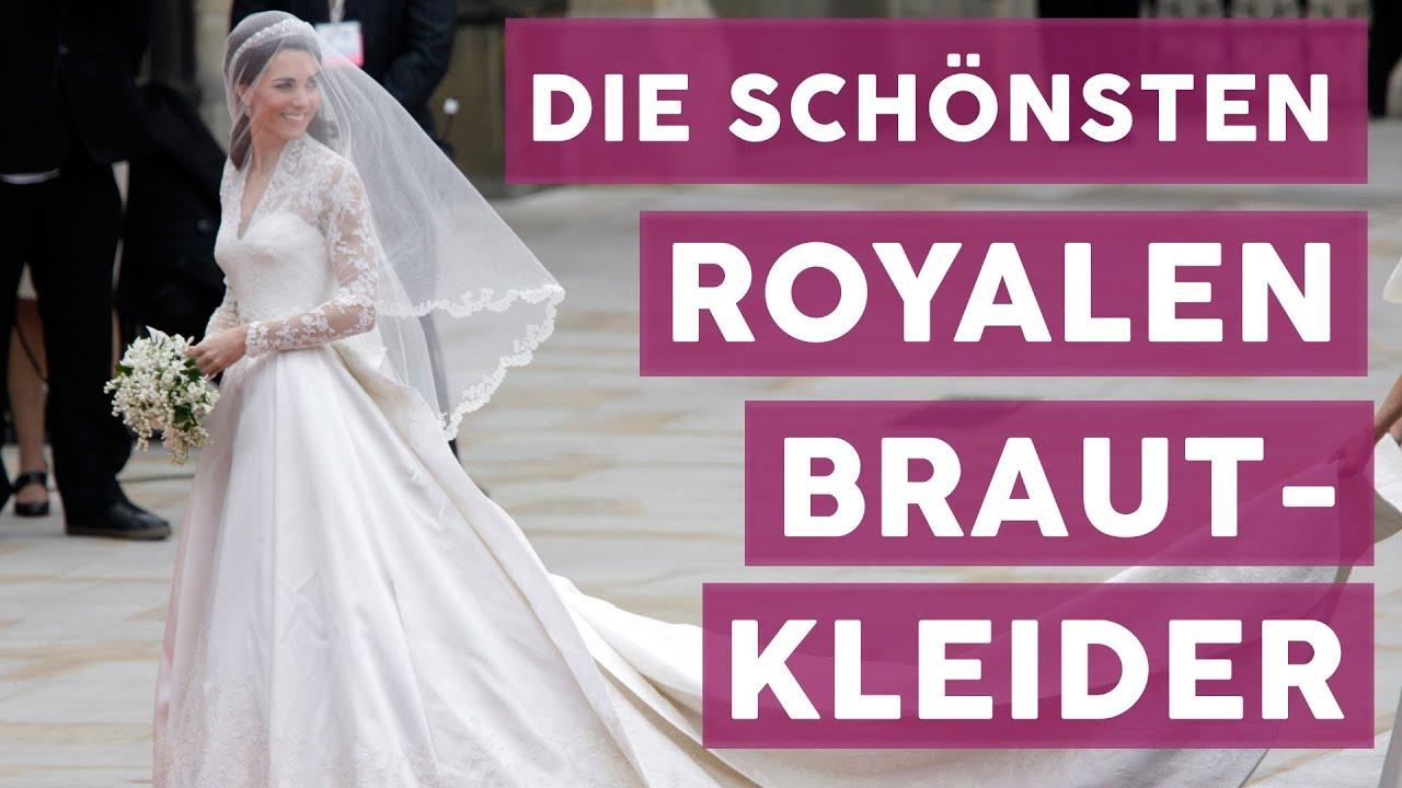 e0b5d348de3 Royale Hochzeitskleider  Diese 10 sind unsere Favoriten! - YouTube
