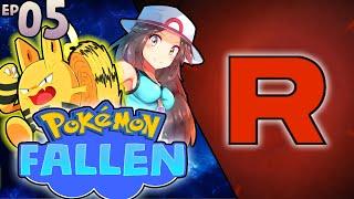 QUE TRILHA SONORA ANIMAL - Pokémon Fallen #05