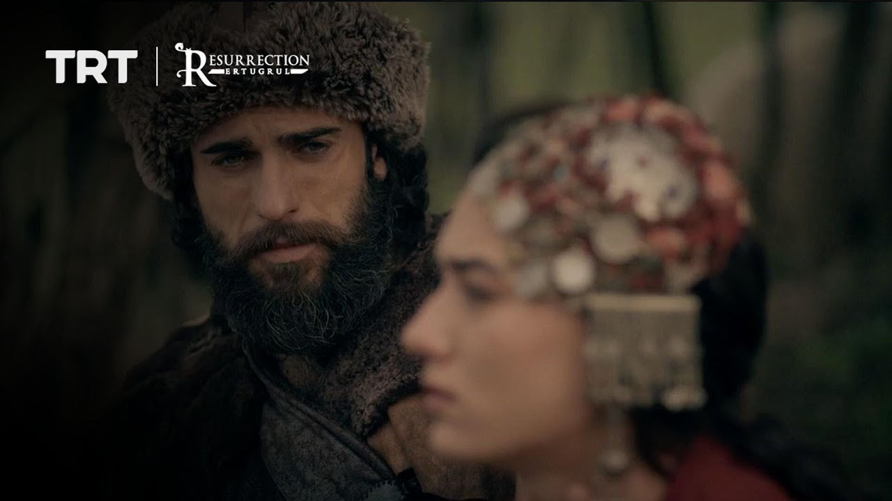 Turgut and Aykiz's wedding ceremony