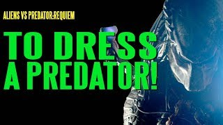 AVPR To Dress A Predator BTS thumbnail