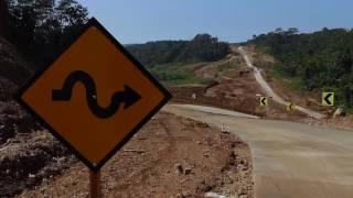 Menjajal Tol Trans-Jawa : Pejagan - Sragen