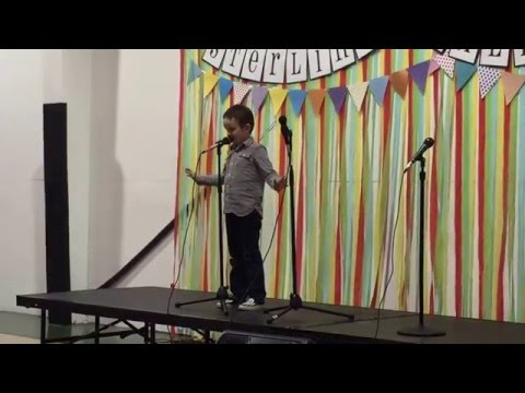 Sterling Classical School talent show