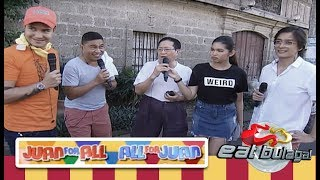 Juan For All, All For Juan Sugod Bahay | November 19, 2018