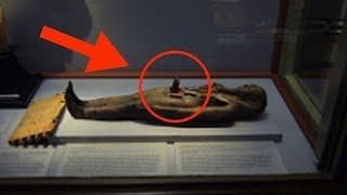10 Archäologische Entdeckungen in Ägypten - Die niemand erklären kann!