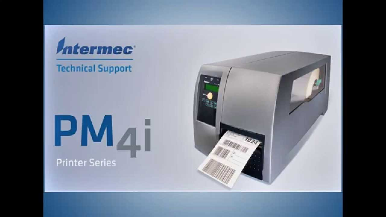 INTERMEC PRINTER PM4I TREIBER WINDOWS 8