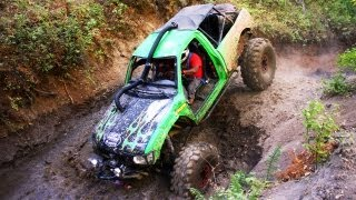 Tank Trap Part 1! - Top Truck Challenge 2013
